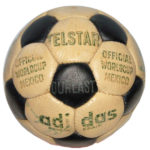 1970 ADIDAS TELSTAR DURLAST - MEXICO 70