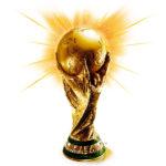 El Trofeo de la Copa del Mundo Actual