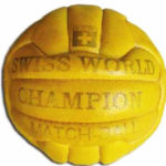 1954 SWISS WORLD CHAMPION - SUIZA 54