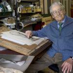 Silvio Gazzaniga, el diseñador de la Copa del Mundo