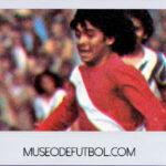 1976, Cambia la vida de Diego Maradona.