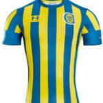 Como es la Camiseta de Rosario Central 2021