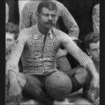 Juan De Los Santos, el primer Arquero de Boca