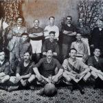 El Equipo de Boca Juniors de 1910