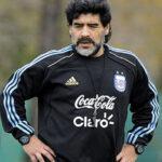 Cuando Maradona fue DT de Argentina