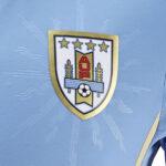 Porqué hay 4 estrellas en el escudo de la camiseta de Uruguay