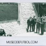 El primer partido en el Estadio Azteca
